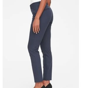 NWT Gap Curvy Skinny Ankle Smoothing Pants 6P v668
